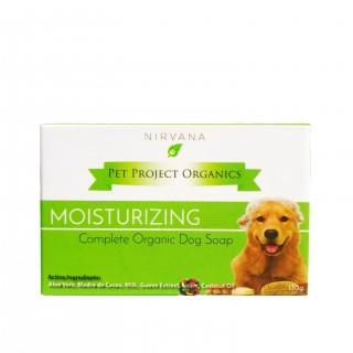 Nirvana Pet Project Organics Aloe Vera MOISTURIZING 130g Organic Dog Soap