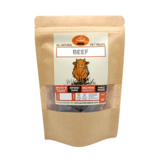 Pawfect Plate Bailey Bites - BEEF 50g Dehydrated Pet Treats