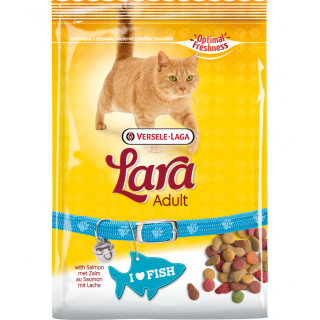 Versele-Laga Lara Adult Salmon 2kg Cat Dry Food