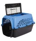 Jackson Galaxy 2 Door Top Load Kennel Pet Carrier - 24x16.8x14.5in