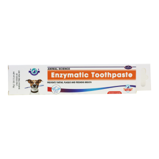Animal Science Chicken Flavor Enzymatic Toothpaste 70g Dog Toothpaste