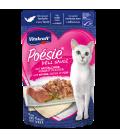 Vitakraft Poesie Deli Sauce with Exquisite Coalfish in a Fine Sauce 85g Grain Free Cat Wet Food