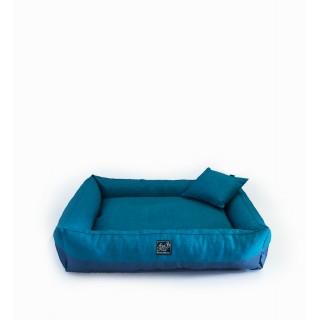 Bow House Snorebox Aqua Pet Bed