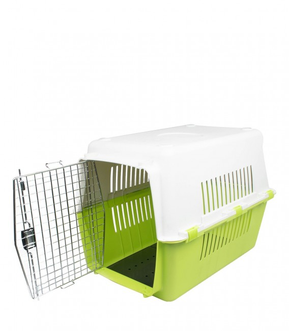 Single Door Pet Carrier - 31.49x22.04x23.03
