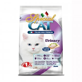 Monge Special Cat URINARY 1kg Cat Dry Food