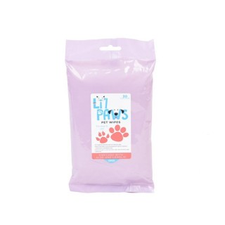 Lil Paws 70's Pet Wipes for Dogs & Cats