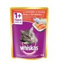Whiskas Mackerel & Salmon 85g Cat Wet Food