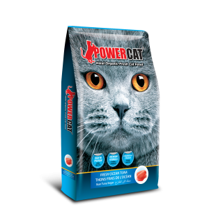 Power Cat Fresh Ocean Tuna Cat Dry Food