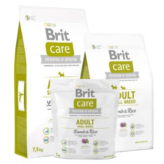 Brit Care Puppy Lamb & Rice Dog Dry Food