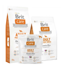 Brit Care Adult Small Breed Lamb & Rice Dog Dry Food