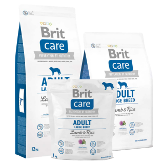 Brit Care Hypoallergenic Lamb and Rice for Large Breed Adult Dog Dry Food