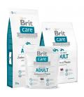 Brit Care Grain-Free Salmon and Potato Adult Dog Dry Food