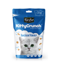 Kit Cat Kitty Crunch Seafood Flavor 60g Cat Treats
