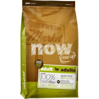 Now Fresh Grain Free Small Breed Adult Dog Dry Food